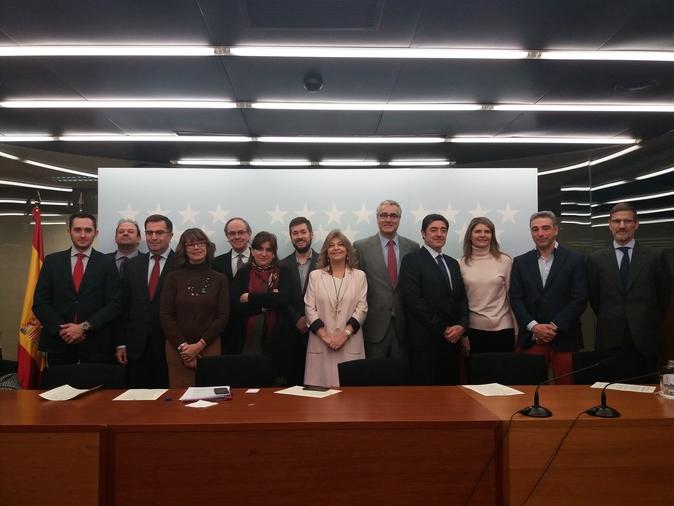 Presentación convenios junto a autonomos y economía social