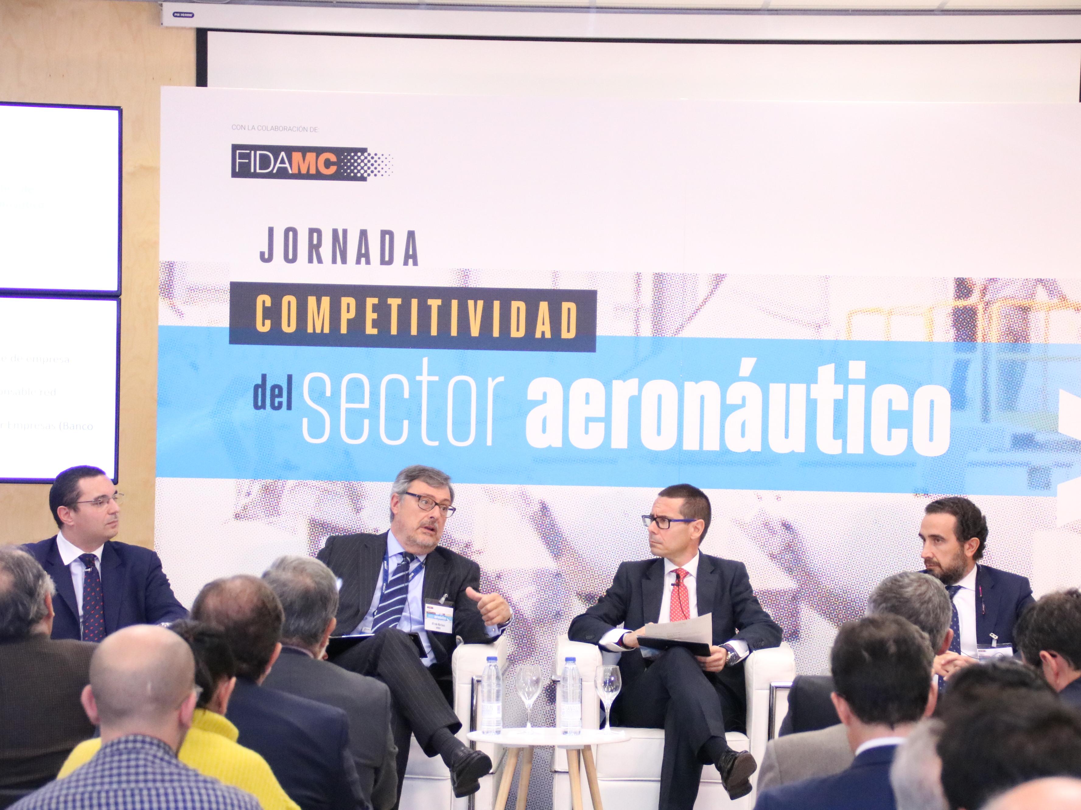 Competitividad Sector Aeronáutico