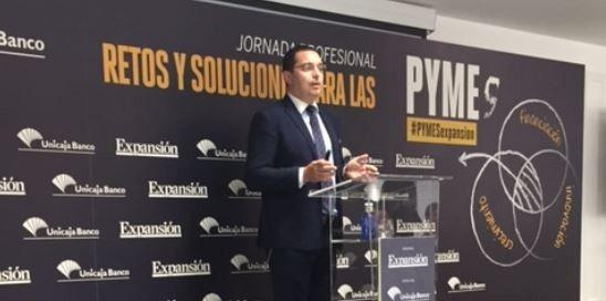 """JORNADAS PROFESIONALES: """"RETOS Y SOLUCIONES PARA LAS PYMES"""""""