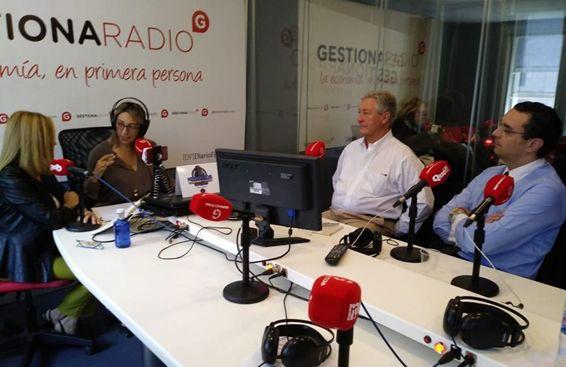 EL JEFE DE RED COMERCIAL DE AVALMADRID DIFUNDE LAS LINEAS DE FINANCIACION DE LA COMUNIDAD DE MADRID EN GESTIONA RADIO